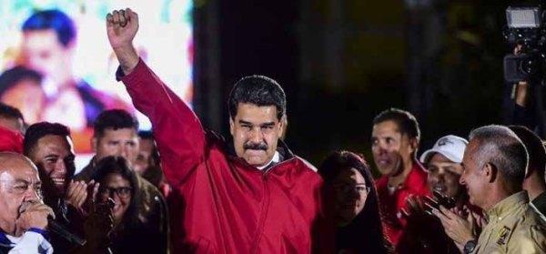 Victory to Venezuelan people!   VAN Namboodiri's Blog